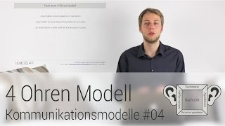 Kommunikationsmodelle #04 | Das vier Ohren Modell | Home4Art
