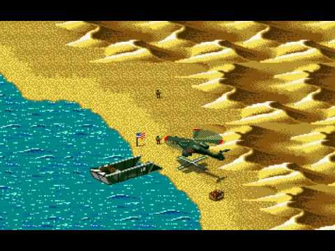 Desert Strike, Amiga - Part 1 - Ain't Played In Ages