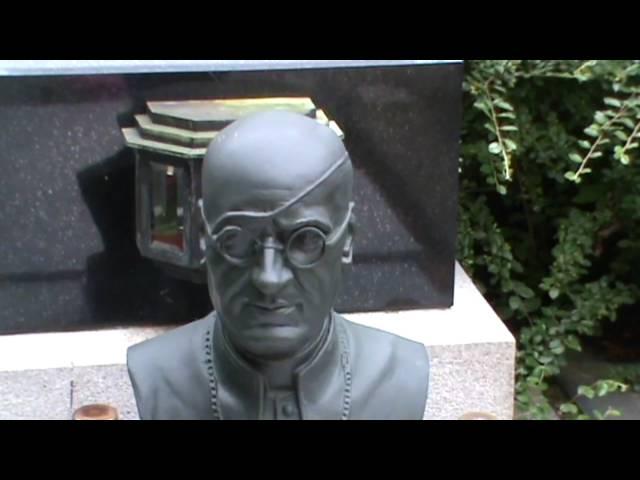 Vyšehradský hřbitov Praha