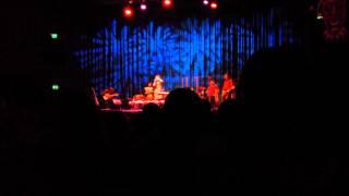 Cowboy Junkies, Murder Tonight In The Trailer Park, Rio Theater, Santa Cruz, CA 5/4/2013