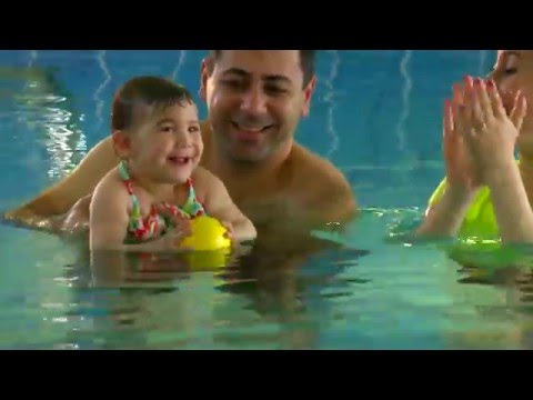 Baby / Toddler & Parent swim classes with Diana's Swim Academy
