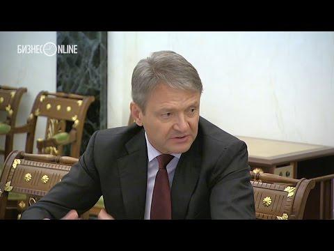 Как Путин и Ткачев обсудили перспективы экспорта