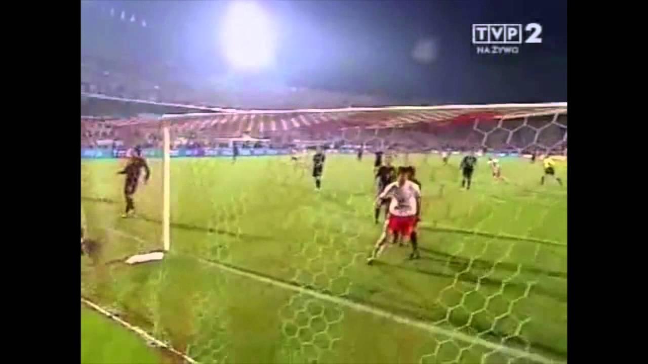Polska - Portugalia (2:1) Skrót - YouTube