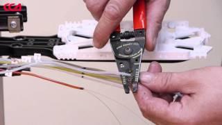 Монтаж муфты МТОК-Л6(Тупиковая муфта МТОК-Л6 предназначена для монтажа подвесных самонесущих ОК, оптических кабелей с вынесенны..., 2014-11-17T08:43:24.000Z)