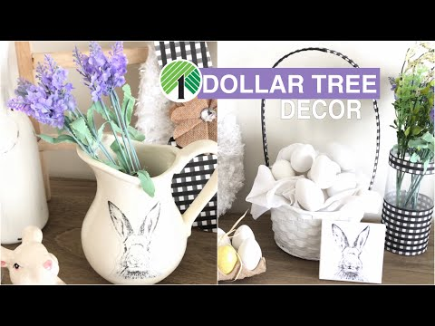 DOLLAR TREE EASTER DIY | Maggie Holmes inspired