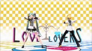 【Len x Miku】World's End Dancehall【V4X Cover】