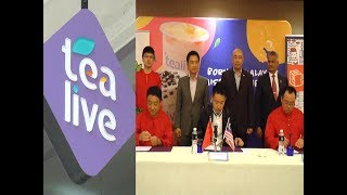 Loob Holding to bring 500 Tealive stores to China