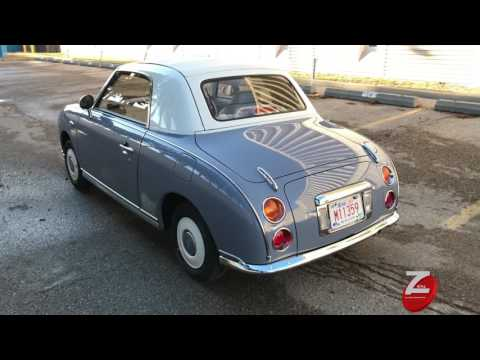 The Finest Nissan Figaro In The World