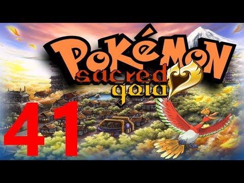 Pokémon Sacred Gold: E41: CAVES... I HATE THEM... KIND OF