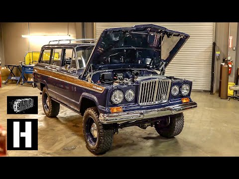 How Icon Built The Best Jeep Wagoneer Ever