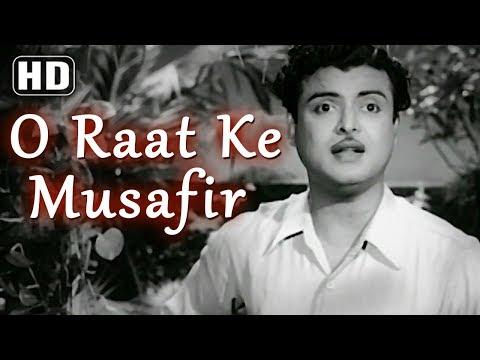O Raat Ke Musafir (HD) - Miss Mary (1957) -  Meena Kumari - Gemini Ganesan - 50s Classic Songs