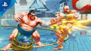 Street Fighter V: Champion Edition | Reveal Trailer | PS4