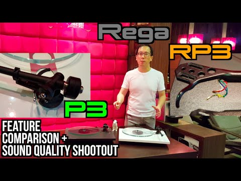 Latest Rega P3 2016, vs RP3 : Shootout :-D