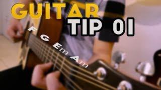 [GUITAR TIPS] Vòng hợp âm Acoustic đẹp   01