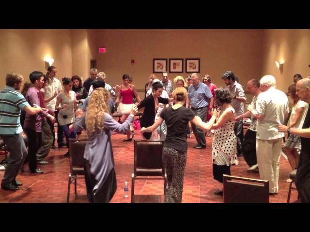 at chicago tango week 2013 our instructors are claudia codega esteban