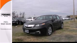 2014 Acura TL Fairfax Acura Washington-DC, MD #AEA004444
