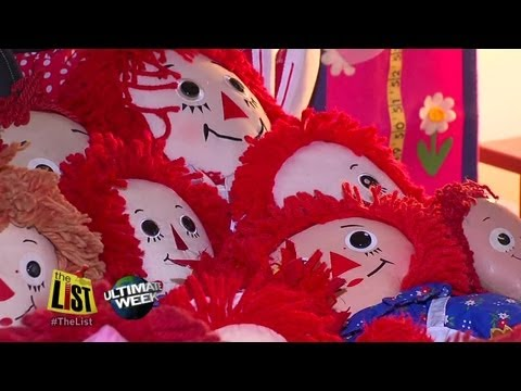 EXTREME Raggedy Ann Collection