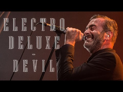 Electro Deluxe - Devil - Live (Rocktambule 2014)