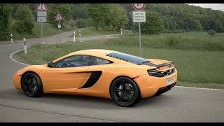 Gran Turismo Sport McLaren MP4-12C Hot Lap at Brands Hatch GP Circuit | DriveTribe Racing League