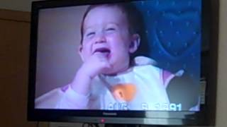 Emily Laughing on 8/9/1991
