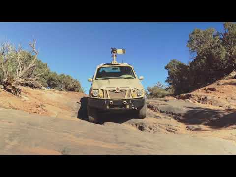 SOTV - The most innovative purpose-built Special Operations Tactical Vehicle