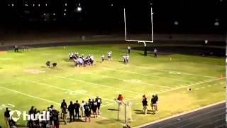 2015 college football prospect eddy arnold olb fb 2013 varsity highlighs lake havasu az