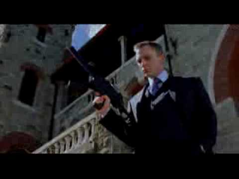 James Bond 007 - Casino Royale (movie trailer)