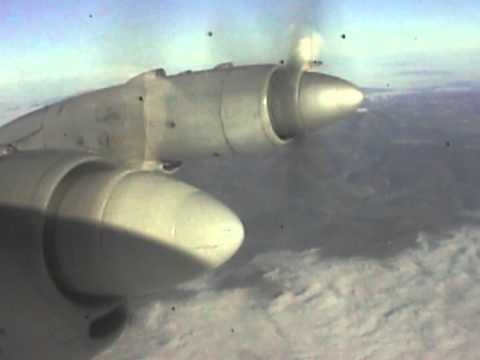 THE SIGHT & THE SOUND 2/4 : Balkan Bulgarian IL-18 LZ-BEU inflight documentary from Sofia to Ohrid
