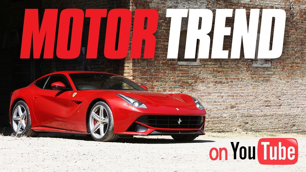 Motor Trend Channel Drive It Ride It Live It Youtube