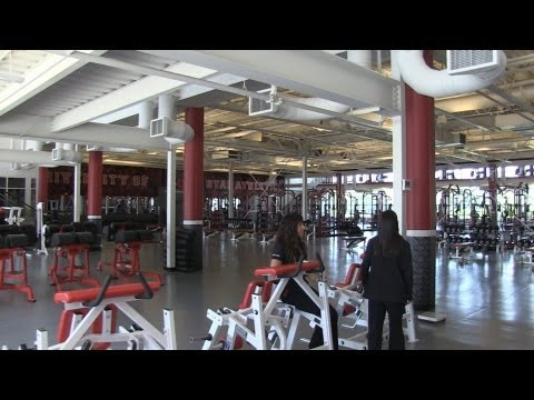 New University Of Utah Football Training Facility Megatour