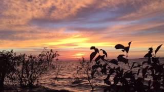 Sunrise on Mackinac Island