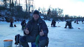 Река Котра Рыбалка на Безмотылку и на Мормышку с подсадкой мотыля