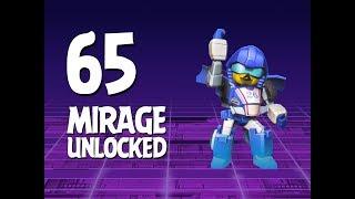 Angry Birds Transformers - Gameplay Walkthrough Part 65 - Mirage Unlocked