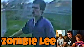 """Kids React To Daddy's Old Home Video """"Zombie Lee"""" - Oh Shiitake Mushrooms"""