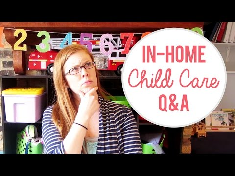 In-Home Child Care Q&A
