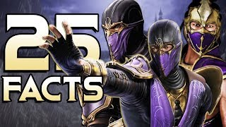 25 Facts About Rain From Mortal Kombat That You Probably Didn't Know! | MK 11