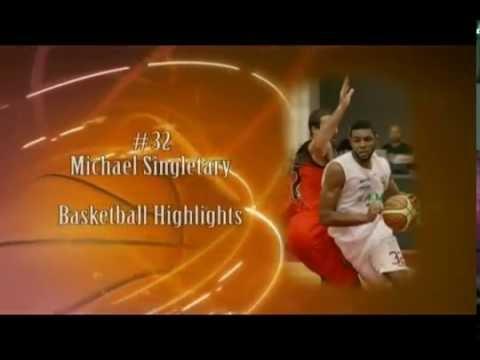 Mike Singletary, #32, Basketball Highlights 720x480 rev1 01 2
