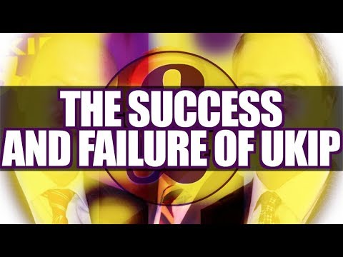 A History of UKIP (UK Independence Party)