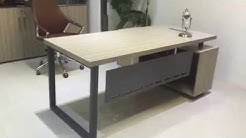 fashion office desk for wholesale