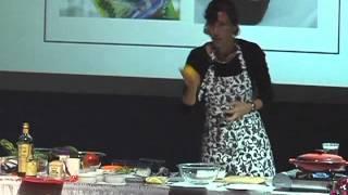 March 27: Dr. Megan Davis, FAU HBOI - Ocean Entrees: Seafood and Sea Vegetable