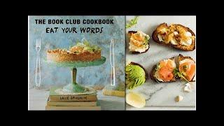 The book club cookbook by Louise Gelderblom: reader impression | LitNet