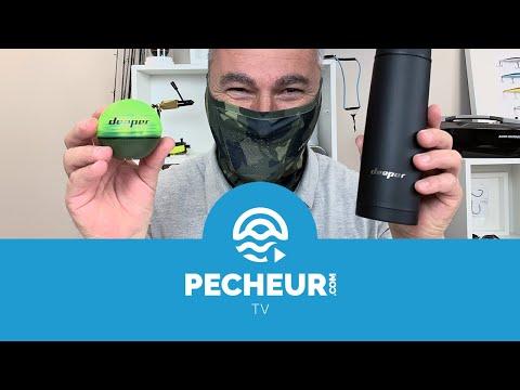Pack Hiver 2019 Deeper Chirp + - Coup de coeur Pecheur.com