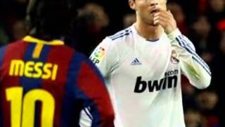 Ronaldo and Messi are Friends
