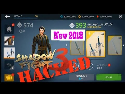 Cara Mod Shadow Fight 3 Di Android
