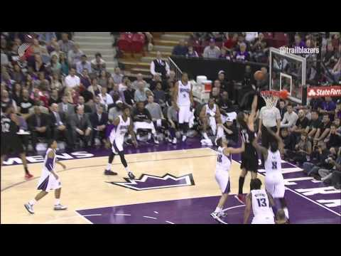 Highlights: Portland 110, Sacramento 99