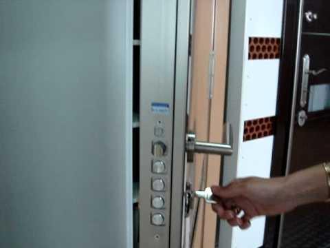Puerta kiuso concerradura antip nico uso dom stico mpg - Puertas kiuso ...
