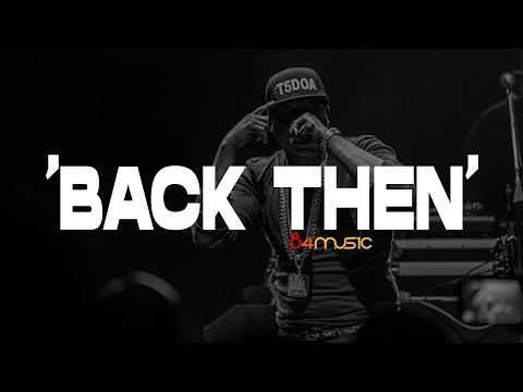 "upnorth hip hop type beat ""BACK THEN"" | Jadakiss x Dave East Type Beat | 84music1"