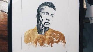 SPEED DOT ART ------ 1 MILLION DOTS #2 -------- (Tyler joseph) twenty one pilots