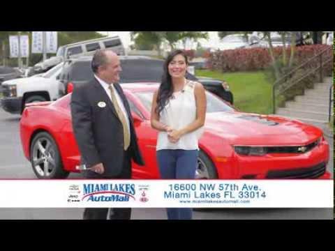 Chevrolet Pembroke Pines >> Chevy Pembroke Pines 2014 Camro Miami Lakes Automall
