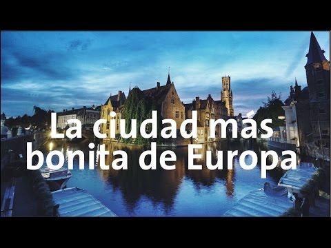 La ciudad más bonita de Europa | Bélgica y Luxemburgo #10